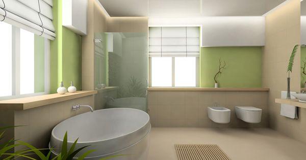 Wandgestaltung badezimmer home pinterest for Ideen wandgestaltung badezimmer