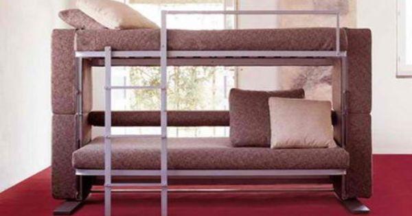 Convertible Rv Bunk Bed Sofa Transformer Unique Rv Furniture