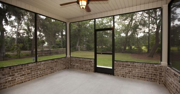 Screened In Porch Idea Endless Possibilities Home