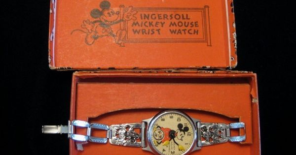 Ingersoll mickey mouse watch dating the enemy 8