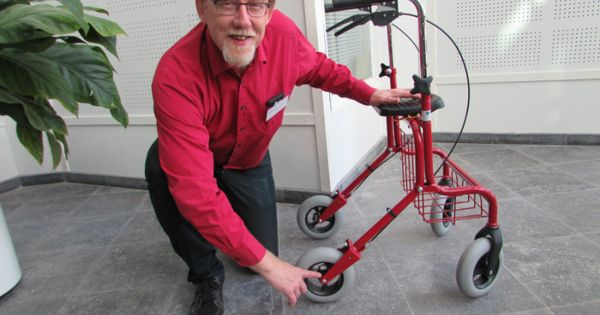 Smart Walkers For Elderly With New Technology Adaptive