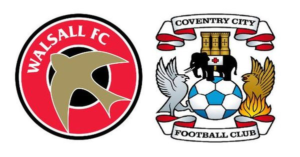 As It Happened: Walsall 2-1 Coventry City FC
