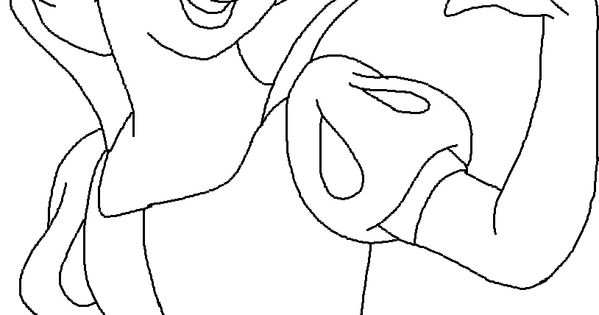 Large Princess Coloring Pages : Princess coloring pages free large images recipes
