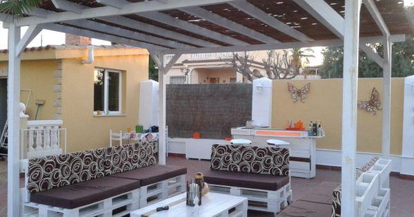 Un espacio chill out para el jard n o la terraza con - Espacio chill out ...