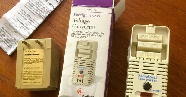 Pin On Travel Adapter