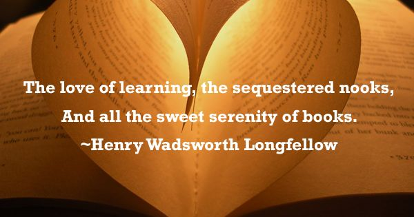 Henry V Quotes About Love : ... Henry Wadsworth Longfellow #Valentines book love Library Pinterest