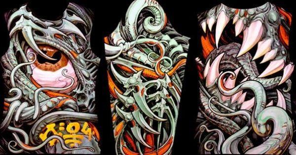 Aaron cain art tattoo artist aaron cain this guys art is for Aaron cain tattoo