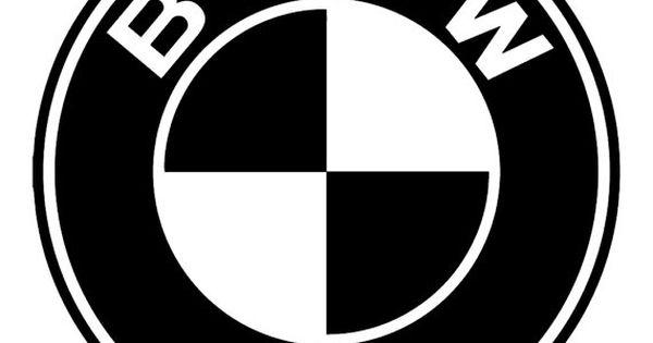 Bmw Logo Emblem Garage Dealership Wall Art By