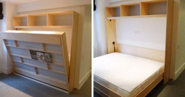 Diy murphy beds project for russ pinterest beds diy murphy bed and murphy beds - Pinterest murphy bed ...