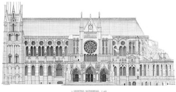 chartres cathedral essay Stuck writing about a chartres cathedral essays find thousands of free chartres cathedral essays, term papers, research papers, book reports, essay topics.