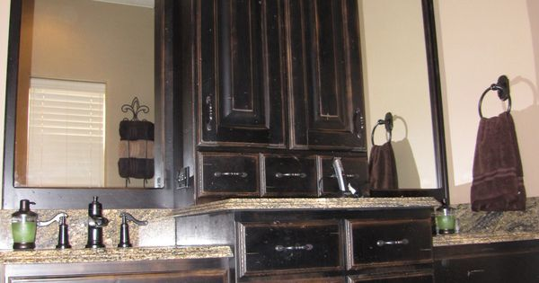 Masters vanities and cabinets on pinterest