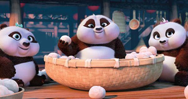 Kung Fu Panda 3 Blu Ray Review Animacao