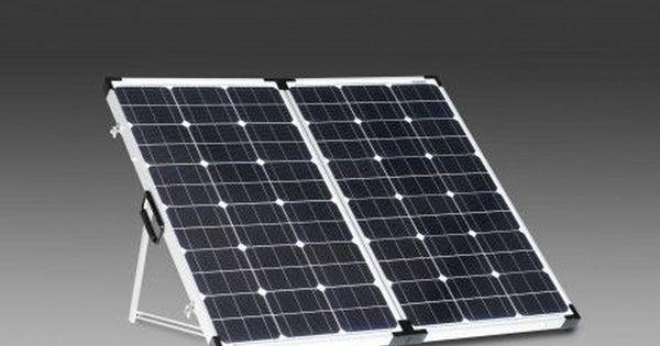 Zamp Solar Portable Charging System 120 Watts Solar Panels Best Solar Panels Monocrystalline Solar Panels