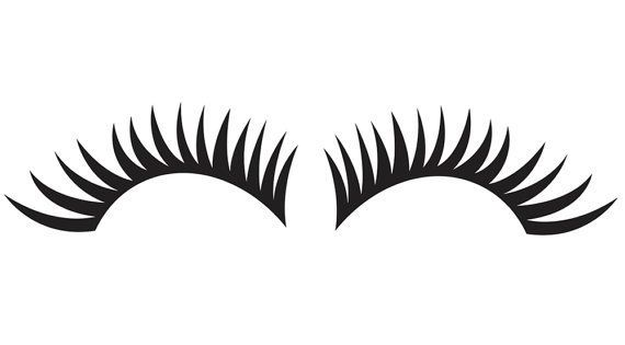 Headlight Eyelash Set 1 Vinyl Decal Veh Ml6 5 Featured In