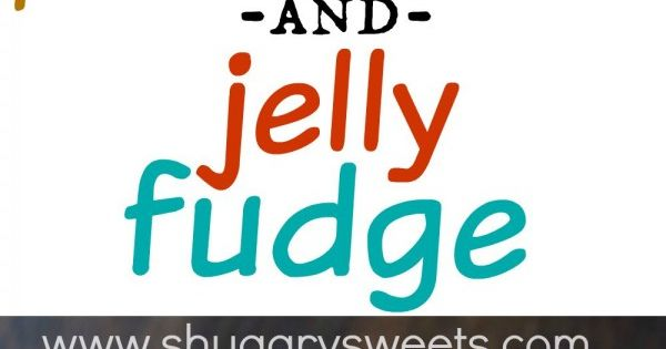 Jelly, Creamy peanut butter and Peanut butter fudge on Pinterest