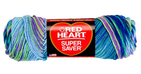 Wildflower super saver economy yarn red heart have for Craft smart acrylic paint walmart