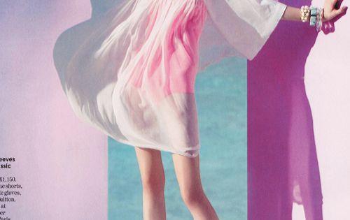 Javier Vallhonrat - Photographers - Fashion - Vogue Uk Light And Fantastic