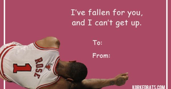 Sports Valentine S Day Cards Funny Valentines Day Quotes Sports Valentine Valentines Memes