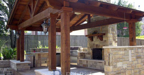 Dallas Landscape Architects, Outdoor Kitchens, Fireplaces – Dallas, McKinney, Richardson Decks, Stamped