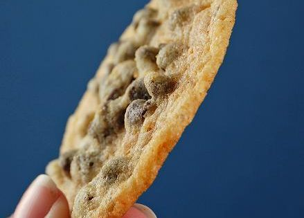 Captain Crunch Chocolate Chip Cookie... um, CAPTAIN CRUNCH COOKIES?!