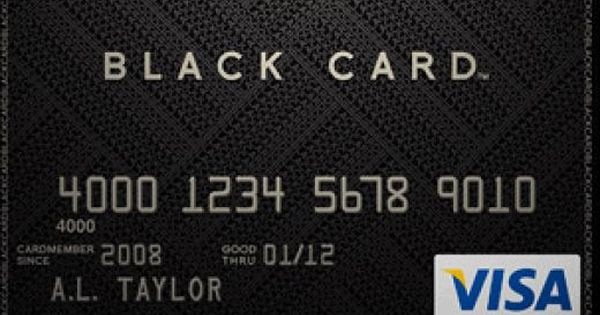 Take My Black Card 8 Black Things I Don T Really Mess With Credit Card Design Black Card Credit Card