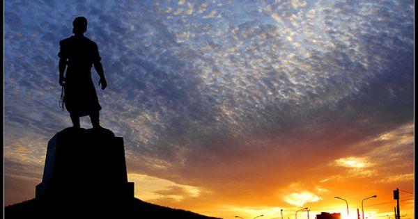 O Lacador Simbolo Do Rio Grande Do Sul Brasil Turismo Porto