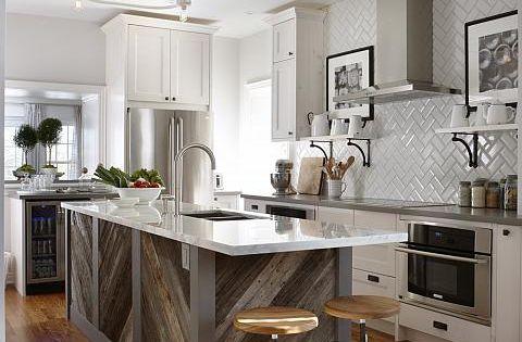 sarah richardson sarah 101 country kitchen reclaimed wood ...