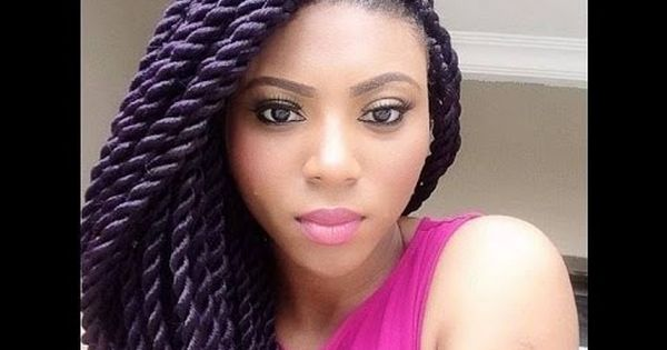 Beautiful Crochet Braids Hairstyles For African Nigerian Women In Vogu Natural Hair Styles Twist Braid Styles Braids For Black Hair