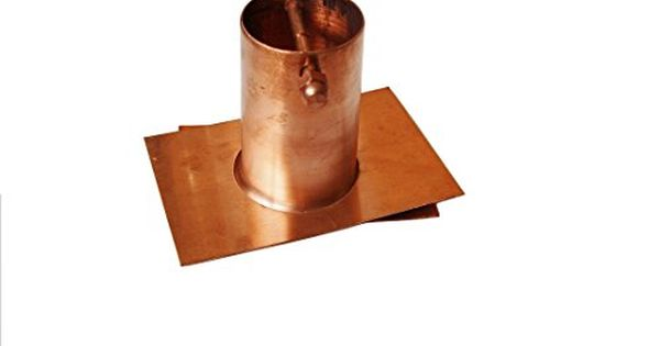 Rain Chains Unitt Pure Copper Gutter Installer Adapter For Rain Chain 975 Read More At The Image Link This Is An A Rain Chain Copper Gutters Pure Copper