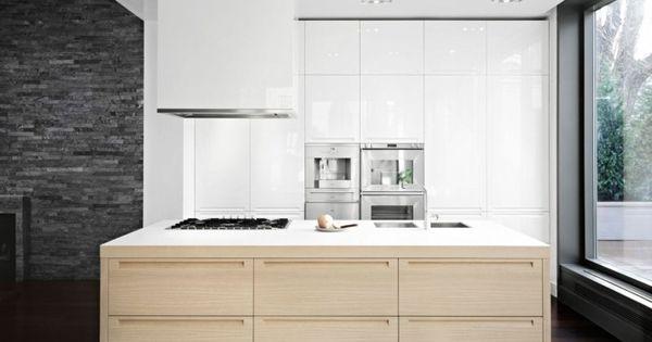 küchenfronten austauschen online finden minimalistisch modern holz ... | {Küchenfronten online 2}