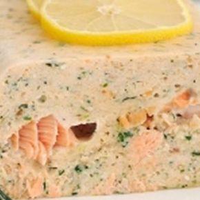 Terrine De Saumon Recette Recettes De Cuisine Recette Et