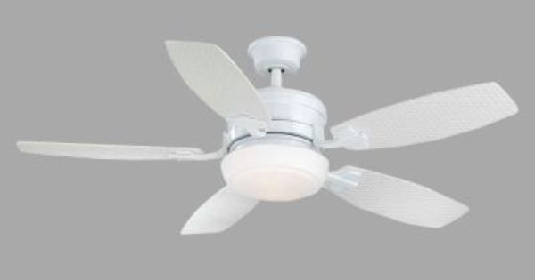Home Decorators Collection Molique 54 In Indoor Outdoor White Ceiling Fan With Light Kit And Wall Control Am128 Wh The Home Depot Ceiling Fan White Ceiling Fan Outdoor Ceiling Fans