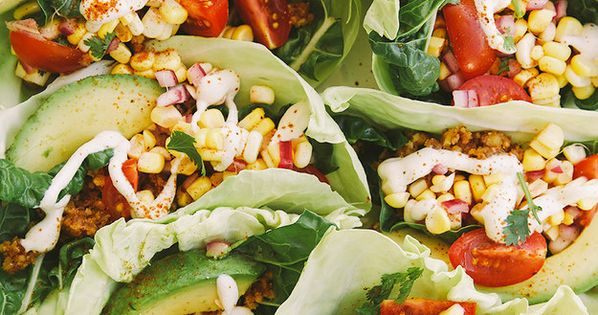 Raw Vegan Tacos | 29 Things Vegetarians Can Make For Dinner That