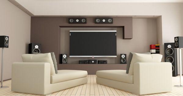 Home Cinema Attic Movie Rooms