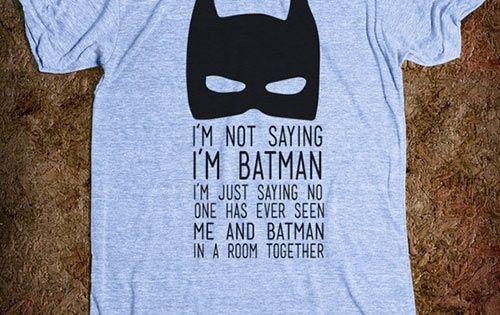 Batman Tee Shirt
