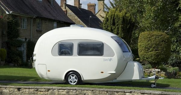 Happier Camper Price >> Barefoot Caravan - designed by a woman in the UK. Love it all day. | Campers RVs | Pinterest ...