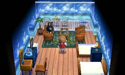 ハピ森 住民さんたちのお部屋 New Animal Crossing Interior