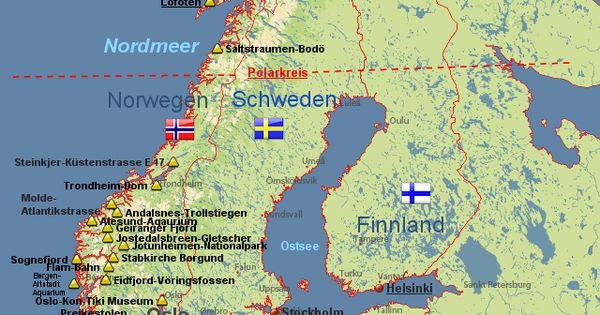 norwegen sehensw rdigkeiten scandinavia pinterest norwegen sehensw rdigkeiten norwegen. Black Bedroom Furniture Sets. Home Design Ideas
