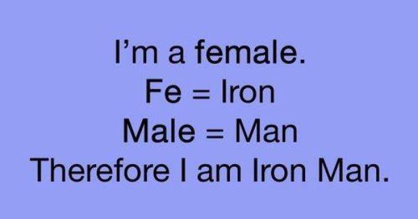 Tis true....tis true...