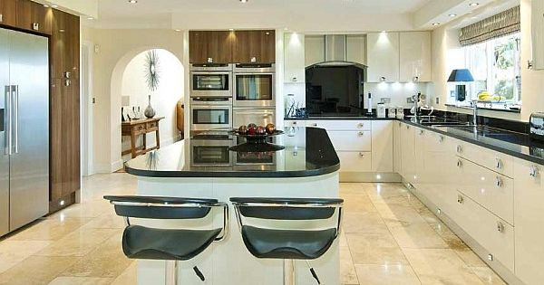20 Luxurious & Sexy Kitchens Worth Drooling Over | Kitchens | Pinterest