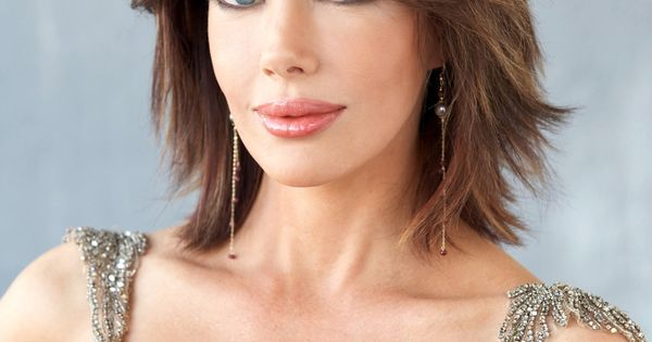 50th Hairstyle: Hunter Tylo, Age 50. Love The Hair Style