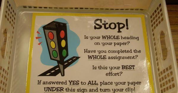 Awesome Classroom Ideas! | Squarehead Teachers