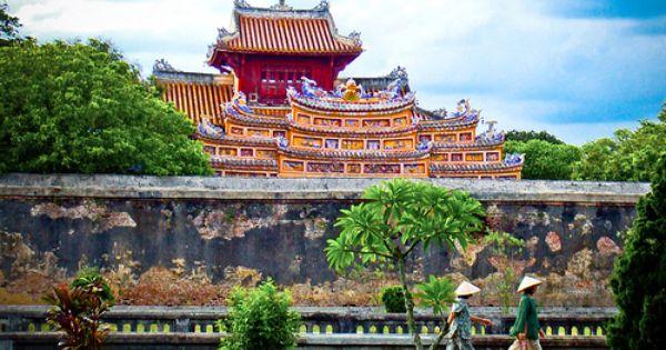 Easy 3days In Hue Imperial City Of Vietnam Beautiful Vietnam Vietnam Tourist Vietnam