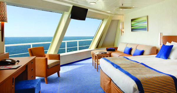 Carnival Valor - Scenic Ocean View. Looks like and amazing room!