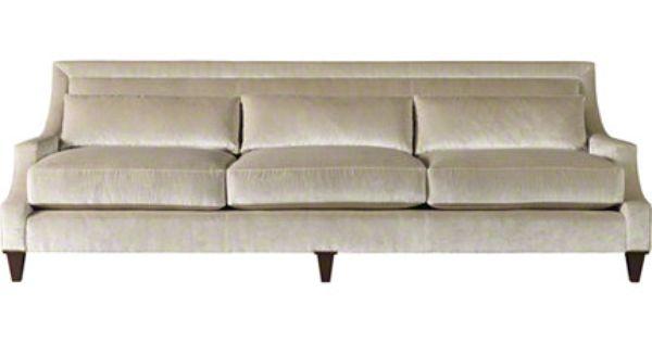 Baker Furniture Max Sofa 6130s Thomas Pheasant Browse Products Baker Furniture