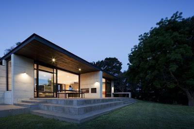 Casa De Campo Minimalista Paperblog Architecture Exterior Design Architecture House