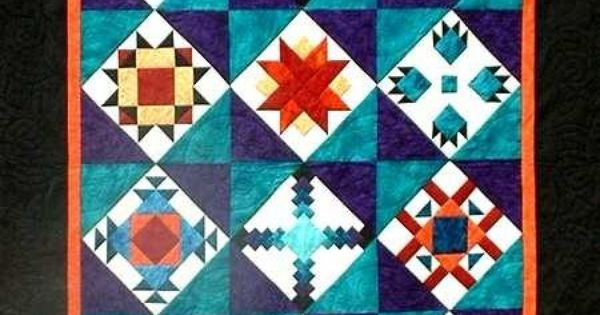 Southwest Sampler With Lots Of Turquoise Southwestern