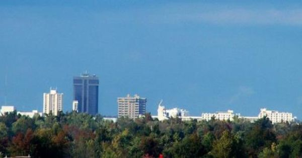 Springfield Missouri Skyline This Queen City Is Very Special To Your Mother S Springfield Missouri Springfield Missouri