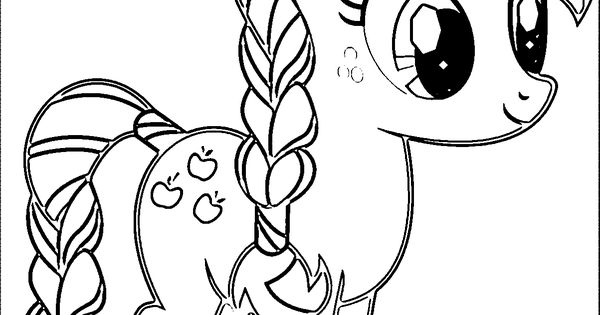 It is a photo of Shocking My Little Pony Unicorn Coloring Pages
