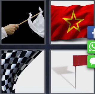 Soluciones Juego 4 Fotos 1 Palabra 4 Fotos 1 Palabra Banderas